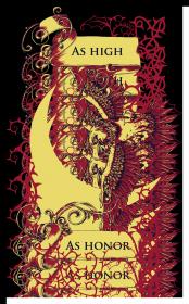 Gra o tron - As high as honor