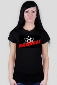 Bazinga - koszulka damska