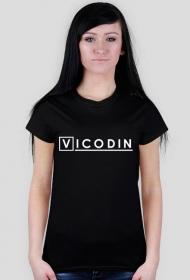 Vicodin - Dr House koszulka damska