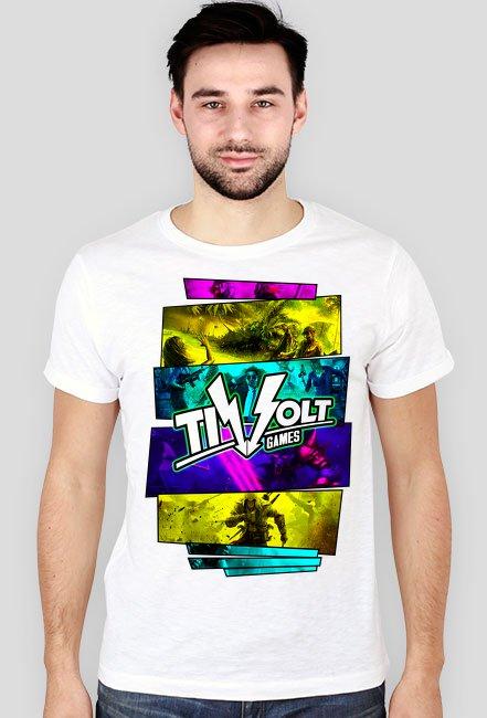 TiVoltGames Męska Slim