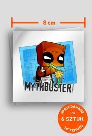 MythBuster - Wlepka!