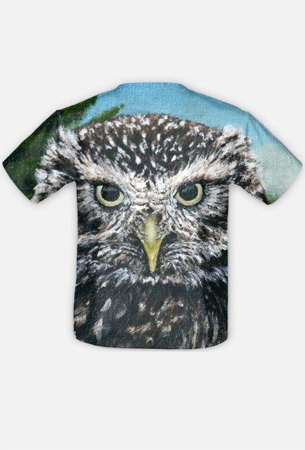 Koszulka Pójdźka/T-shirt Little Owl