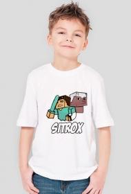 Sitr0x & Pig - Dziecięca - Biała
