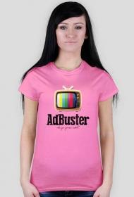 AdBuster różowa
