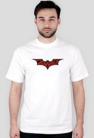 Koszulka Bat Adwe [Czerwona] [Męska]