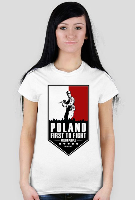 Poland first to fight damska