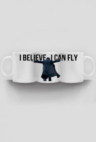 I believe I can fly - kubek panoramiczny