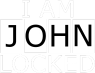 I am Johnlocked - damska