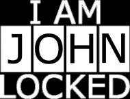 I am Johnlocked - bluza damska