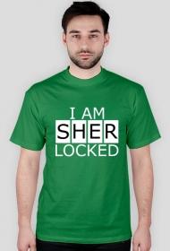 Sherlocked - męska - kolor