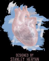 Serce - męska