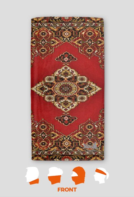 Russian Carpet balaclava