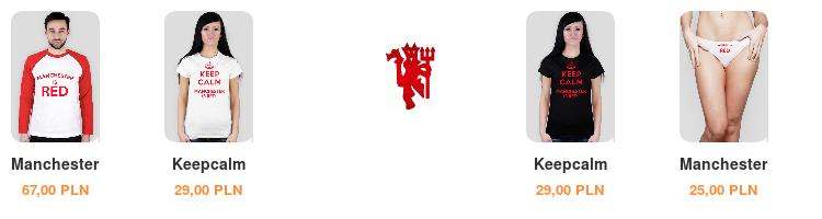 Manchester United koszulki