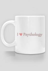 I love psychology - kubek