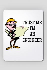 Prezent dla inżyniera - podkładka pod mysz