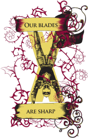 Gra o tron - Our blades are sharp