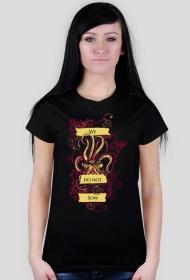 koszulka Gra o tron - Greyjoy koszulka damska