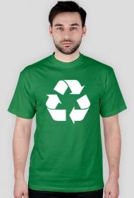 Koszulka recycling