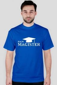 Koszulka Pan magister - różne kolory