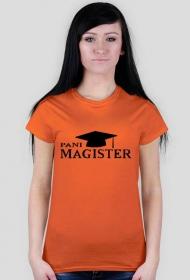 Pani magister różne kolory