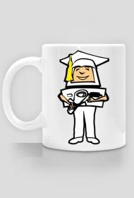 Kubek dla absolwenta informatyki