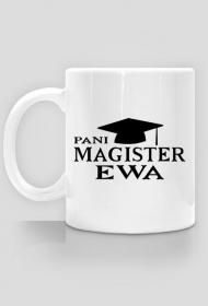 Kubek Pani Magister z imieniem