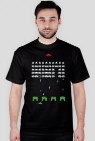 Koszulka Space Invaders