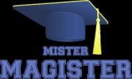 Mister magister - prezent dla magistra