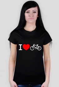 Rower - damska czarna