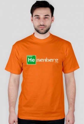 Koszulka Heisenberg - Breaking Bad