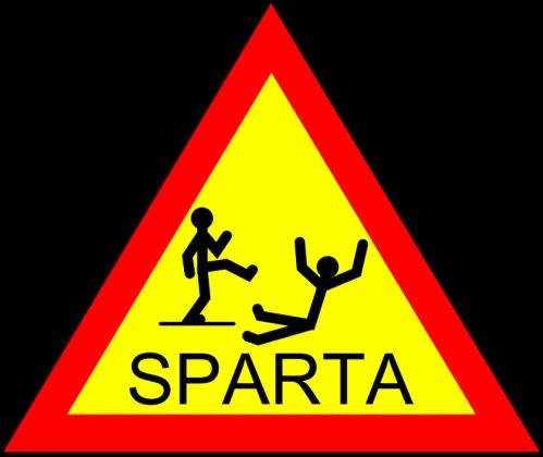 koszulka 300 - Sparta