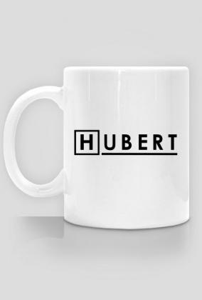 Kubek z imieniem Hubert
