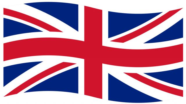 Znalezione obrazy dla zapytania flaga brytyjska
