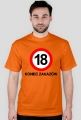 Prezent na osiemnastkę - koszulka Koniec zakazów