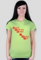 MGR INŻ koszulka damska
