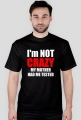 Big Bang Theory - I'm not crazy