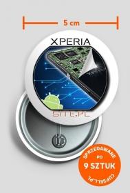 Przypinka Premium XperiaSite.pl