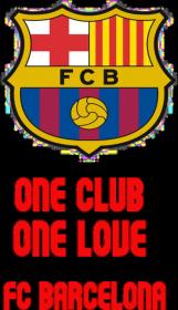 One Club One Love koszulka damska