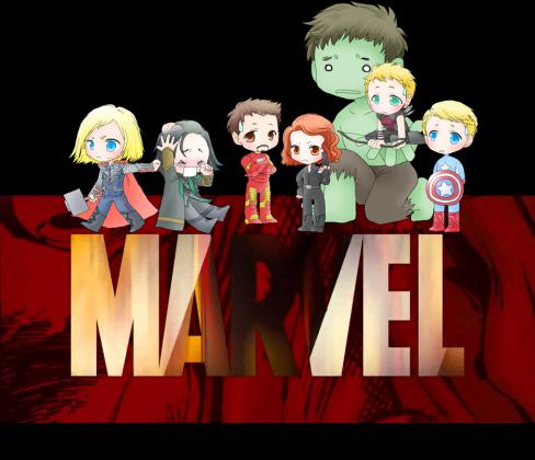 ECO torba Avengers :)
