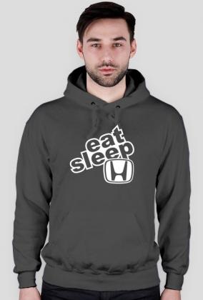 Eat Sleep Honda Hoodie