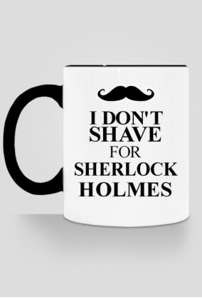 "Cytat + autograf Johna Watsona z serialu ""Sherlock"""