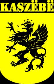 Kaszëbë - torba na zakupy (czarna)