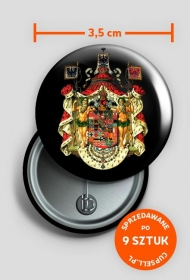 Prusy Królewskie Pin
