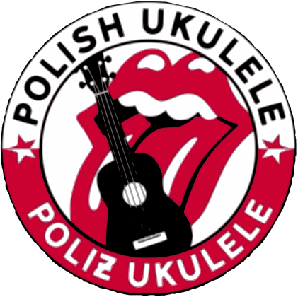 Polish Ukulele - OFFICIAL PIN (mały)