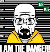 Breaking Bad - I am the danger!