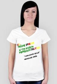 Koszulka z cytatem