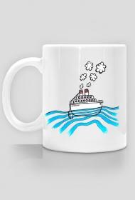 Statek kubek