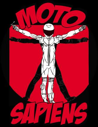 T-SHIRT - MotoSapiens Miki