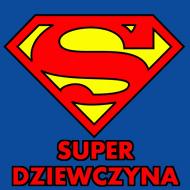 T-SUPER DZIEWCZYNA