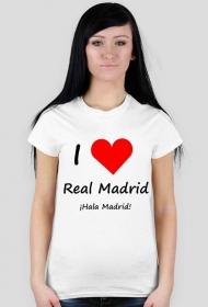 Koszulka damska real madryt